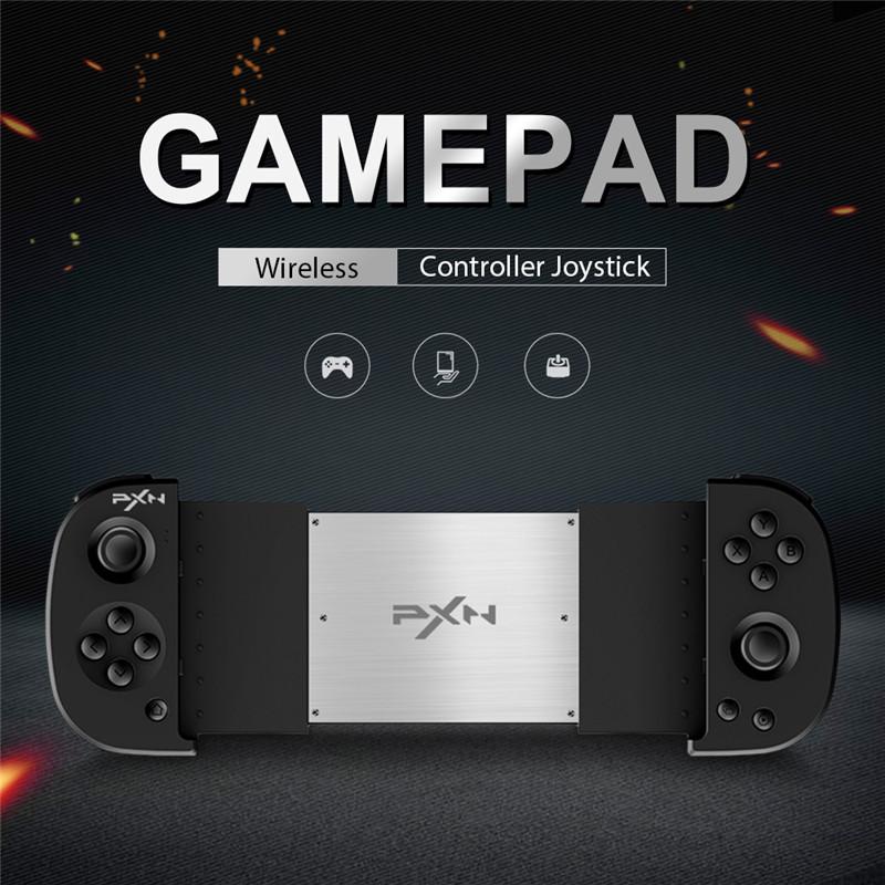 PXN PXN - P30 Gamepad Wireless Controller Joystick Phone Holder