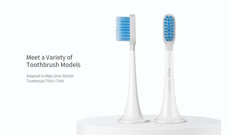 Xiaomi Mijia Sonic Electric Toothbrush T500 T300 Head