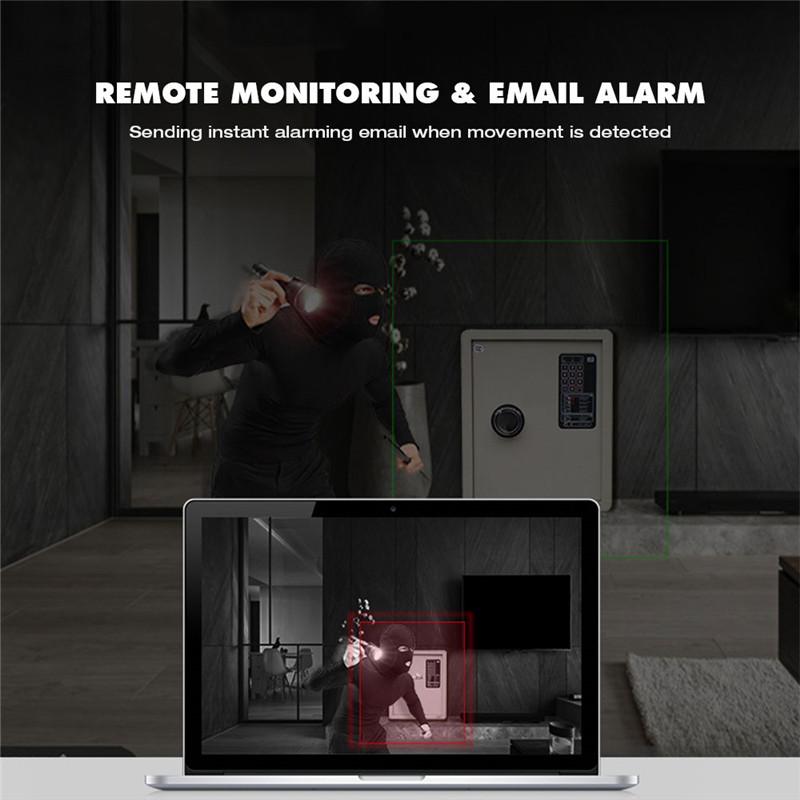 WANSCAM HW00211080P wifi IP camera indoor security CCTV night vision