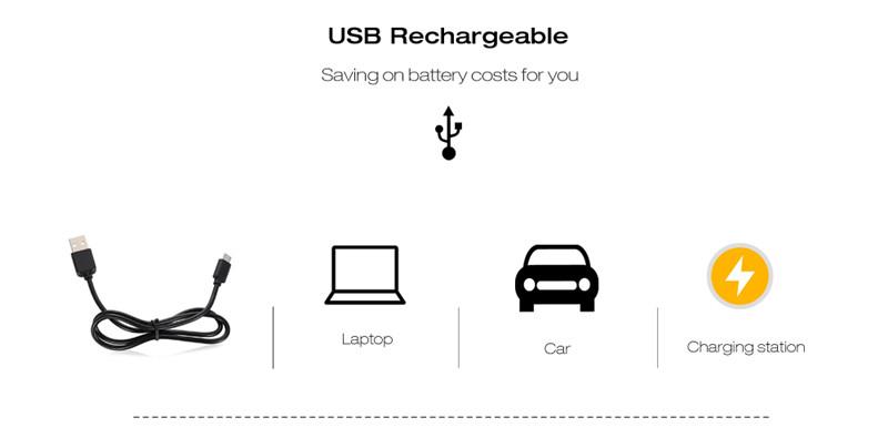 DONGZHISHENG portable 6W USB charging emergency lamp 5 Adjustable brightness bulb light outdoor hiking camping tent fishing