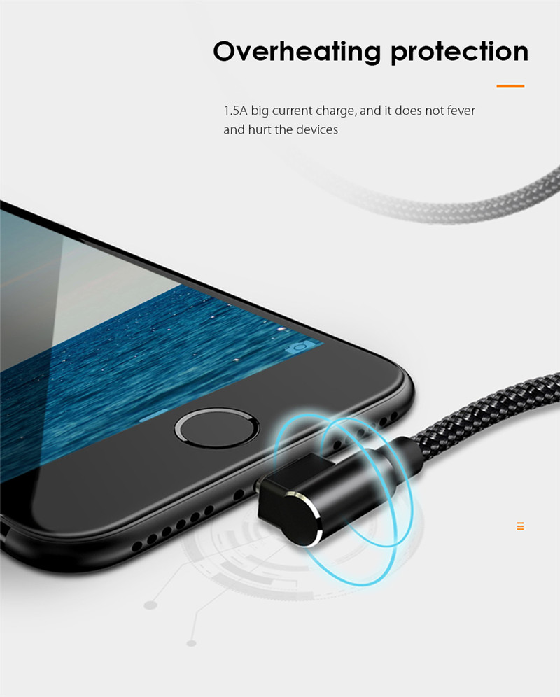 Mcdodo Dual 8 Pin Cable Fast Charging Data Sync Cord 1.2M