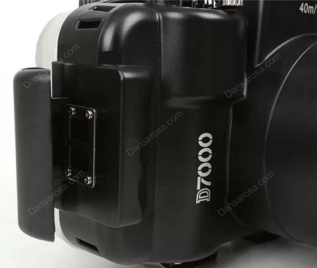 Nikon D7000 waterproof case