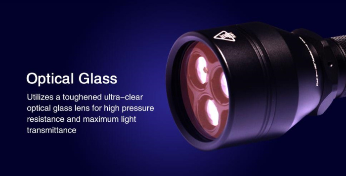 w153 Waterproof flashlight