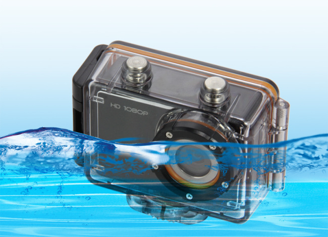 FHD sport action camcorder