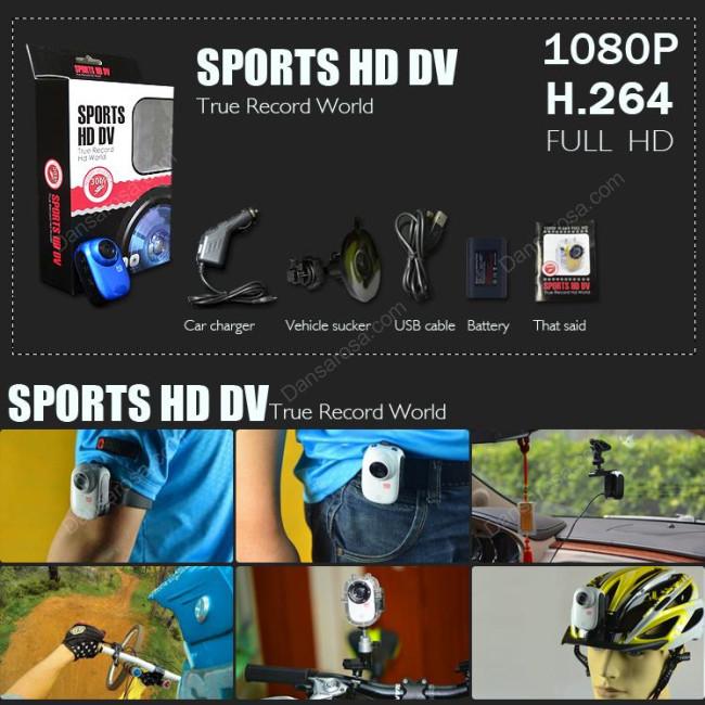 SJ1000 sport action dvr