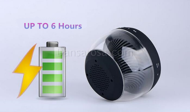 Led Lights Bluetooth Speaker Subwoofer