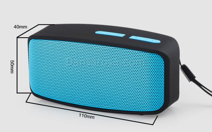 N10 Portable Mini Bluetooth Speaker