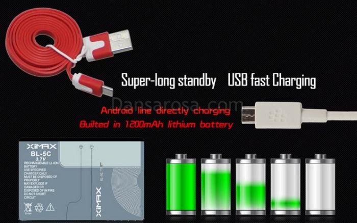 JHW-V315 UFO LED Light Bluetooth Speaker Sound Box