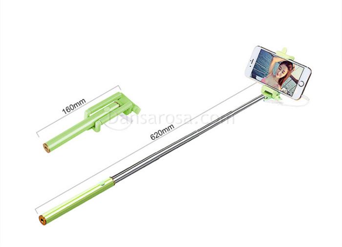 Aluminium Alloy Mini Selfie Stick