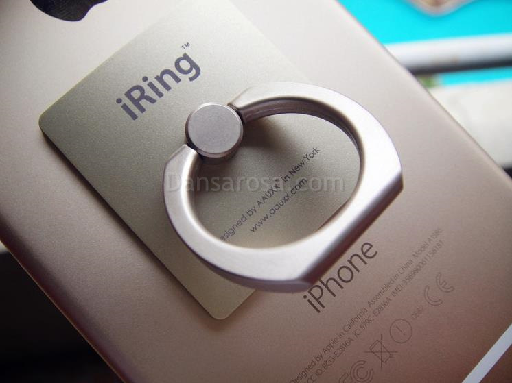 Ring Hock Holder for iphone
