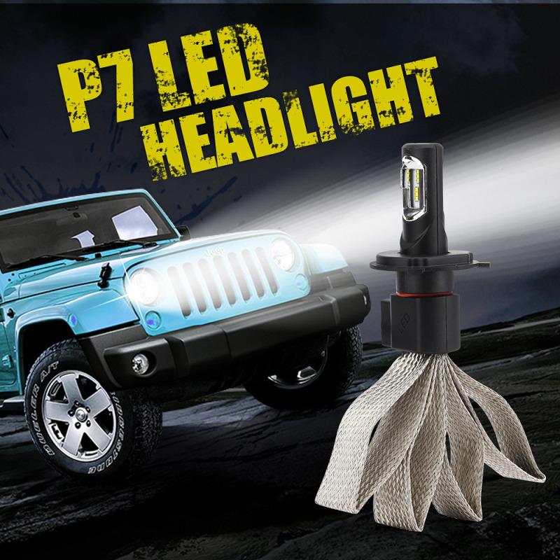 Dansa P7 Car LED Headlight Bulbs