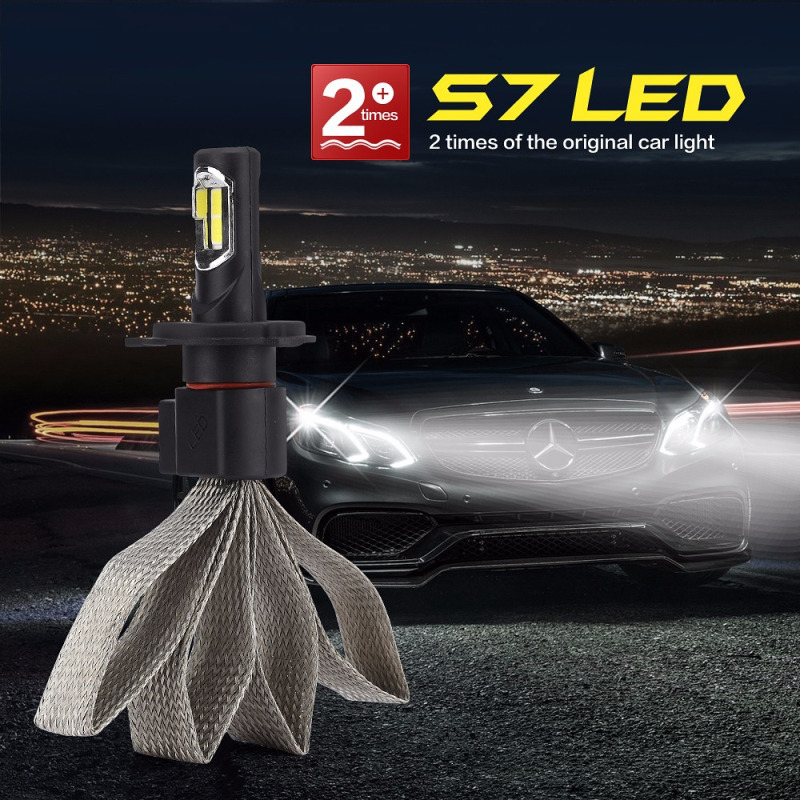Dansa S7 Car LED Headlight Bulbs