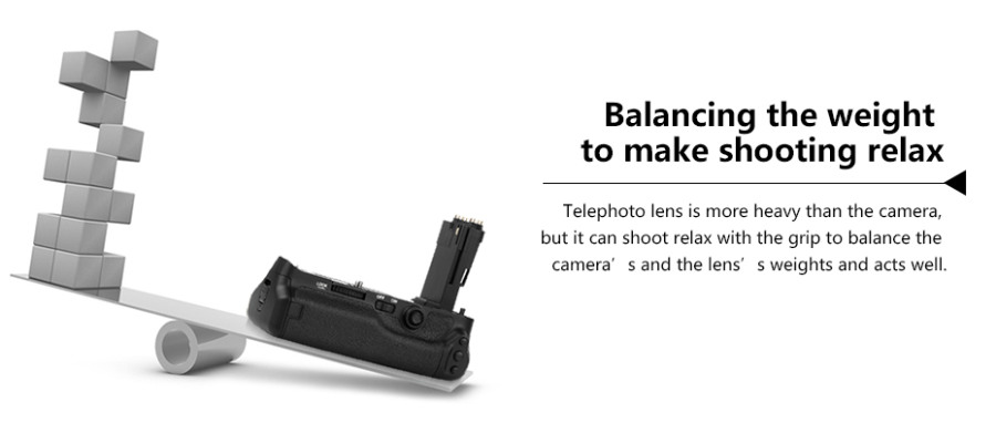 PIXEL E11 Battery Grip Holder for Canon 5D Mark III
