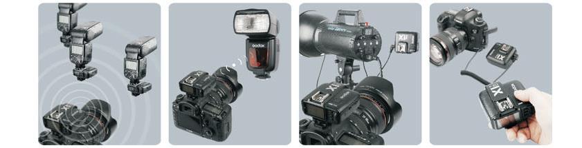 Godox X1T TTL Wireless Flash Trigger Transmitter