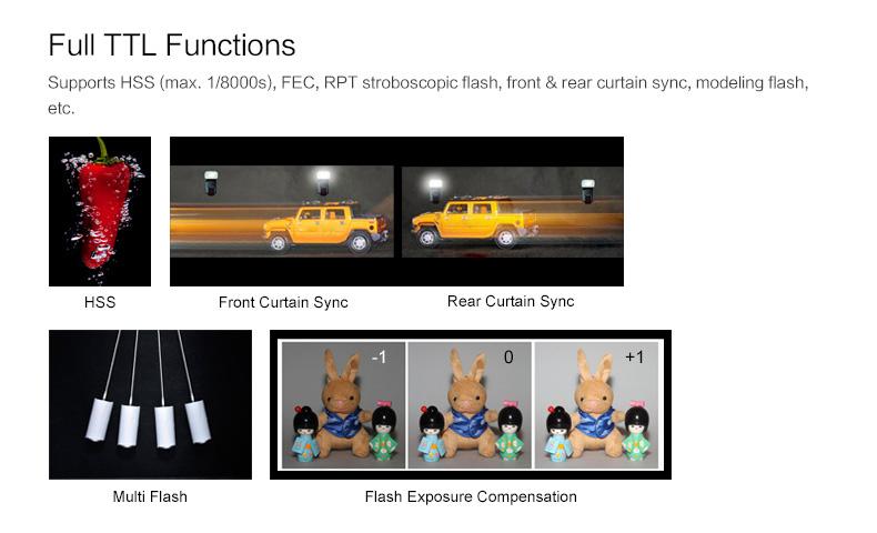 Godox TT685N TTL flash speedligte for Nikon DSLR
