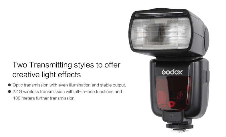 Godox TT685C TTL flash speedligte for Canon DSLR