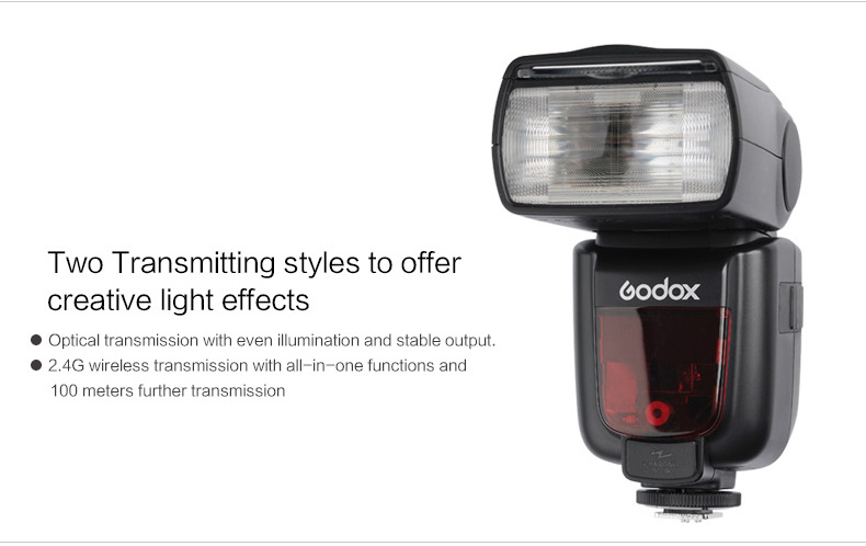 Godox TT685S TTL flash speedligte for Sony DSLR
