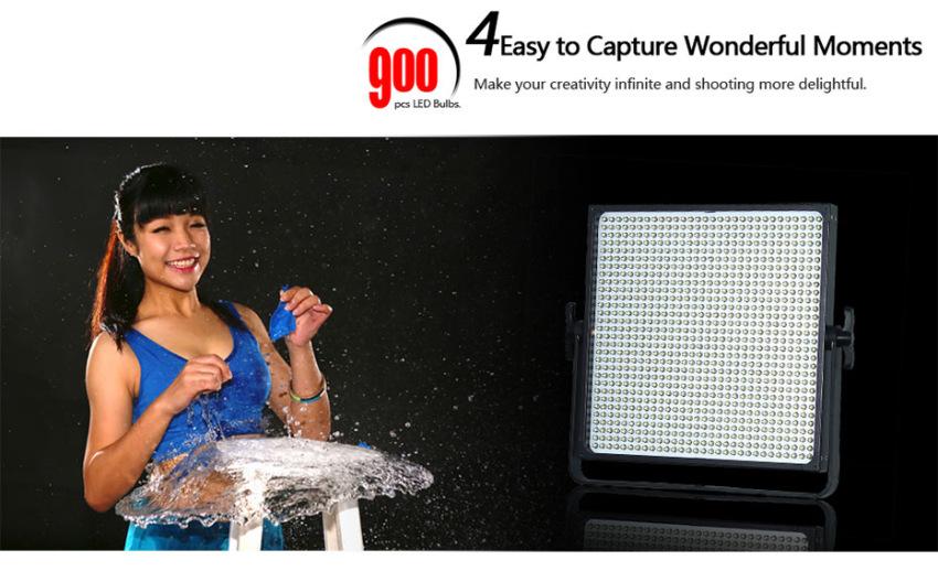 PIXEL DL-914 Video LED Fill Light