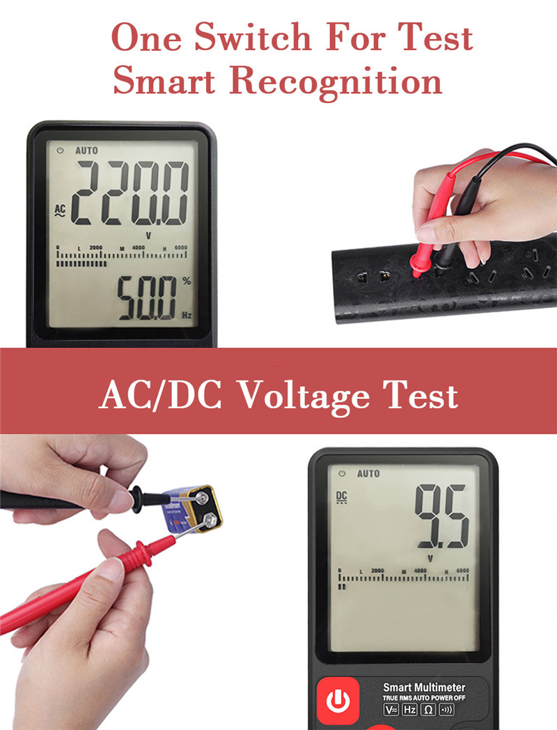 BSIDE ADMS7 Smart Digital Multimeter